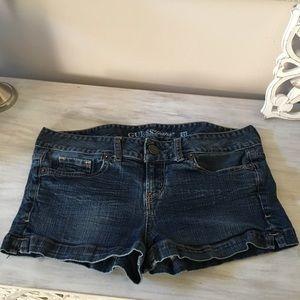 Guess woman shorts
